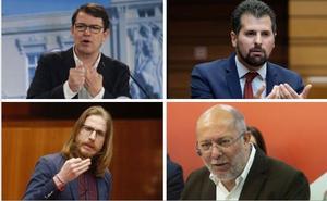 Los debates electorales vuelven mañana a Castilla y León 24 años después