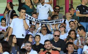 El Celta solo pondrá 50 entradas a disposición del Salamanca CF y no sacará entradas a la venta el domingo