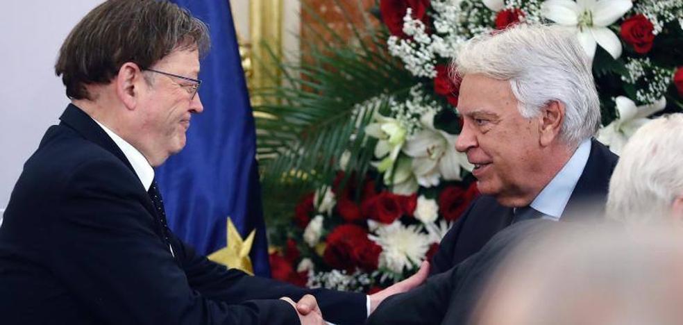 González pide un esfuerzo de integración en el PSOE tras la muerte de Rubalcaba