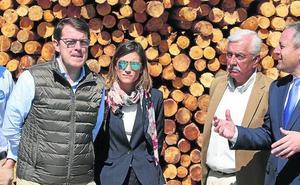 Mañueco cree que Ciudadanos es «un partido veleta y no es de fiar»