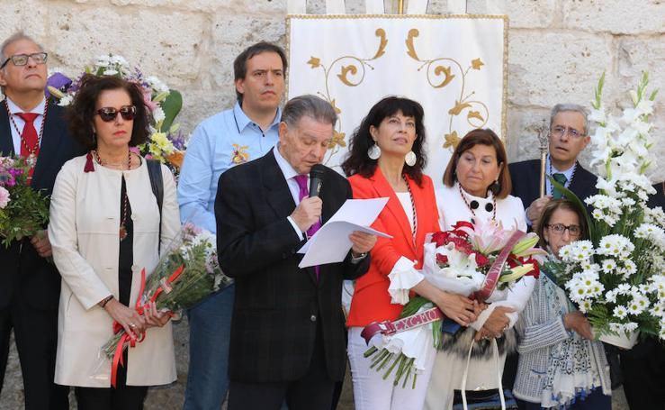 Ofrenda floral a San Pedro Regalado, patrón de Valladolid