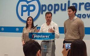 Pablo Pérez propone el 'telebache' para arreglar desperfectos en las calles en menos de 72 horas