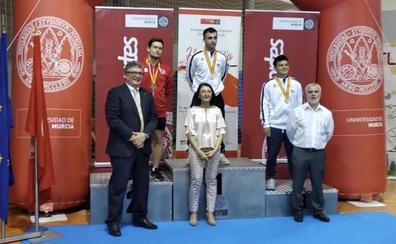 Dos medallas para la Universidad de Salamanca en Halterofilia en el Nacional universitario
