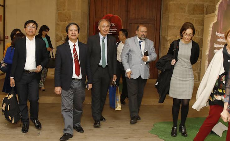 Palencia recibe a la Universidad Nacional de Vietnam