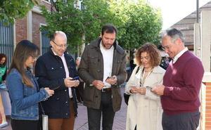 El 'whatsapp' del PSOE de Valladolid: los cuatro nombres agregados por Óscar Puente