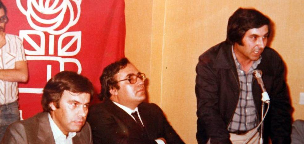 Alfonso Maroto, el líder sindical que regionalizó la UGT