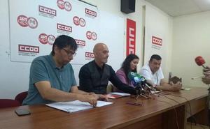 Los sindicatos amagan con convocar una huelga de transporte de viajeros en Salamanca