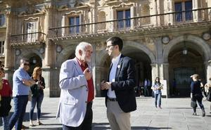 Demetrio Madrid: «algunos partidos encargan sus programas a gestorías»