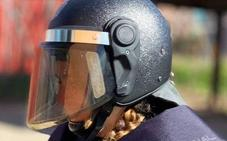 La Policía Nacional desplegó diez unidades de la región para la seguridad en la ITA de Palencia