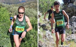Daniel Sanz y Silvia Manrique estrenan los Arribes Ocultos en Fermoselle