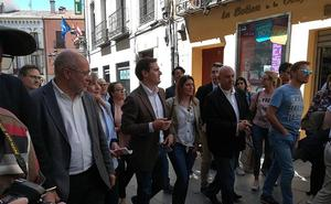 Albert Rivera: «No hay ningún motivo para no enamorarse de Ávila»