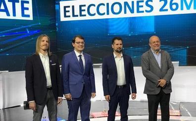 En directo: Todos contra Mañueco en un debate sin sorpresas