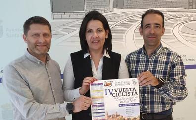 Santa Marta acoge la salida de la última etapa de la Vuelta a Salamanca el 19 de mayo