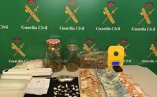 Siete detenidos e investigados en una operación contra la droga dirigida a la fiesta de la ITA de Palencia