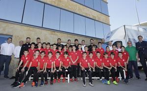 Limcasa se convierte en patrocinador oficial de la UD Santa Marta para las tres próximas temporadas