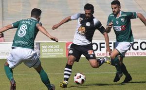 Portilla se perderá el último partido de Liga de Unionistas CF ante el Rápido de Bouzas