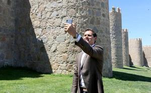 La supresión del Impuesto de Sucesiones y un pacto por la despoblación, los dos grandes anuncios de Rivera en Ávila