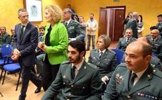 La subdelegada del Gobierno en Segovia reivindica más presencia de la mujer en la Guardia Civil