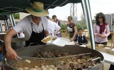 Valseca estrena la marca de garantía en su Feria del Garbanzo con un cocido para 1.500 personas