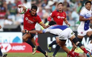 El Seven de España convoca a dos jugadores del Salvador y uno del VRAC