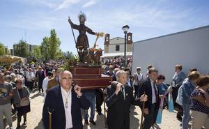 La política y la tradición se mezclan en San Isidro