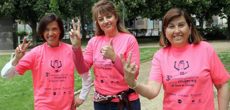 Victoria Soto destaca el buen ambiente de la Carrera de las Mujeres, que se celebra el domingo
