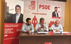 El PSOE quiere abrir el debate en Ciudad Rodrigo para retirar la ORA en el centro