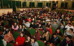 Un millar de escolares participan en el ciclo 'Cine en Educación y Valores'