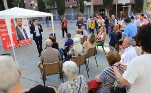 Mateos reivindica la figura del Defensor del Mayor como iniciativa del PSOE