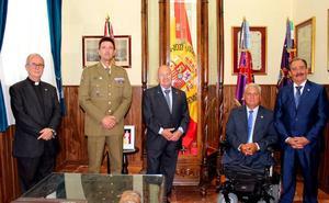El Regimiento de Ingenieros concede el título de 'Zapador minador honorífico' a Battaner