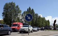 La Policía Local de Segovia incrementa su presencia para evitar atascos