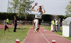 Control Provincial de Atletismo en Las Pistas (1/2)