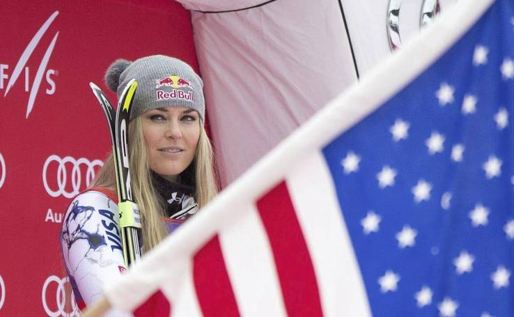 Lindsay Vonn, Princesa de Asturias de los Deportes 2019