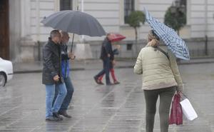 Las temperaturas se desplomarán 15 grados este fin de semana en Valladolid