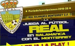 El Real Salamanca Monterrey abre su período de nuevas inscripciones bajo el lema ¡Deja la play!
