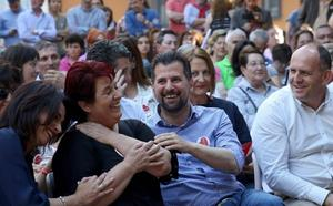 El Partido Socialista Español invoca a San José Obrero en busca del cambio