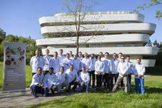 Burgos y Segovia proyectarán su gastronomía en los chefs del futuro