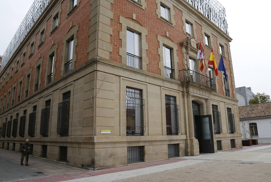 Audiencia de Palencia.