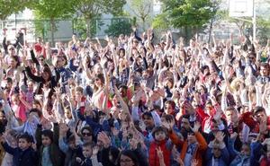 Valladolid se suma al movimiento global contra el cambio climático