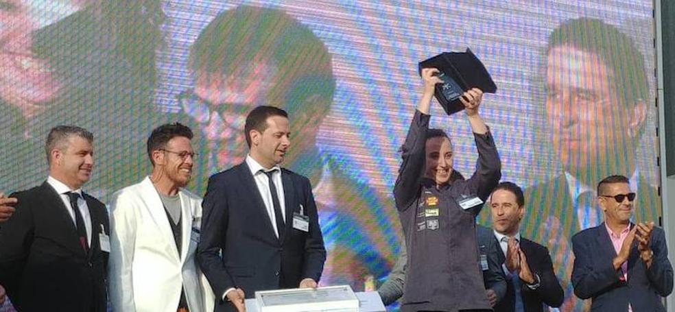 La benaventana Marta Charro gana la semifinal del Concurso Camarero del Año en Granada
