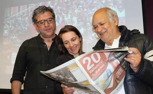 20 años de teatro en las calles de Valladolid desde los ojos de una niña