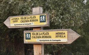 Cinco rutas por la Vía de la Plata