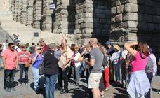 El PSOE quiere rentabilizar el Acueducto de Segovia y piensa en un centro de interpretación
