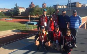 Éxito del Apadefim en los Juegos Polideportivos