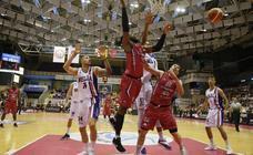 El Carramimbre vence al Melilla por 85-64 y se adelanta en la eliminatoria