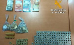 Detenido el delincuente de un grupo criminal itinerante tras robar en un bar de Valladolid