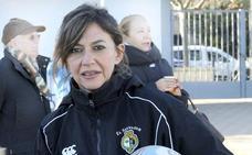María Morán: «¿Una rivalidad? Conmigo misma. Y antes con León, ahora muy sana con el VRAC»