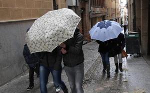 Vuelve a sacar el abrigo: las temperaturas en Segovia caen hasta 13ºC y hay alerta por viento