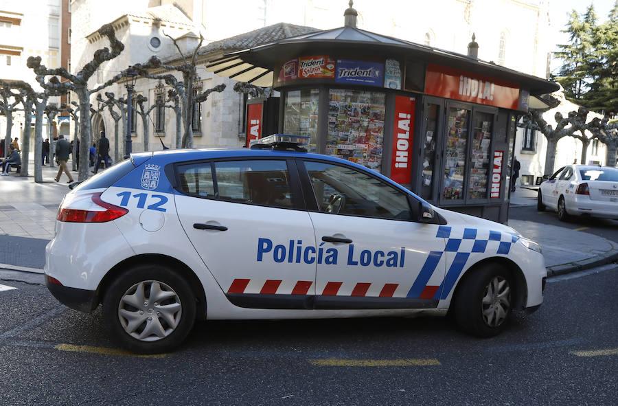 En libertad con cargos el conductor que atropelló al hombre que falleció horas después en Palencia