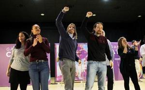 Iglesias: «Nuestro deber es garantizar que el próximo gobierno sea de coalición»